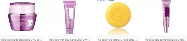 Kem chống nắng DHC Q Suncut