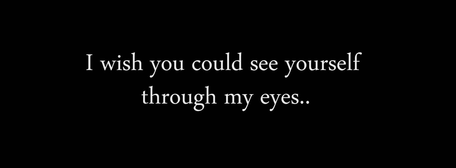 If You Could See You Through My Eyes Quotes: Fallen Angel: 05/20/15