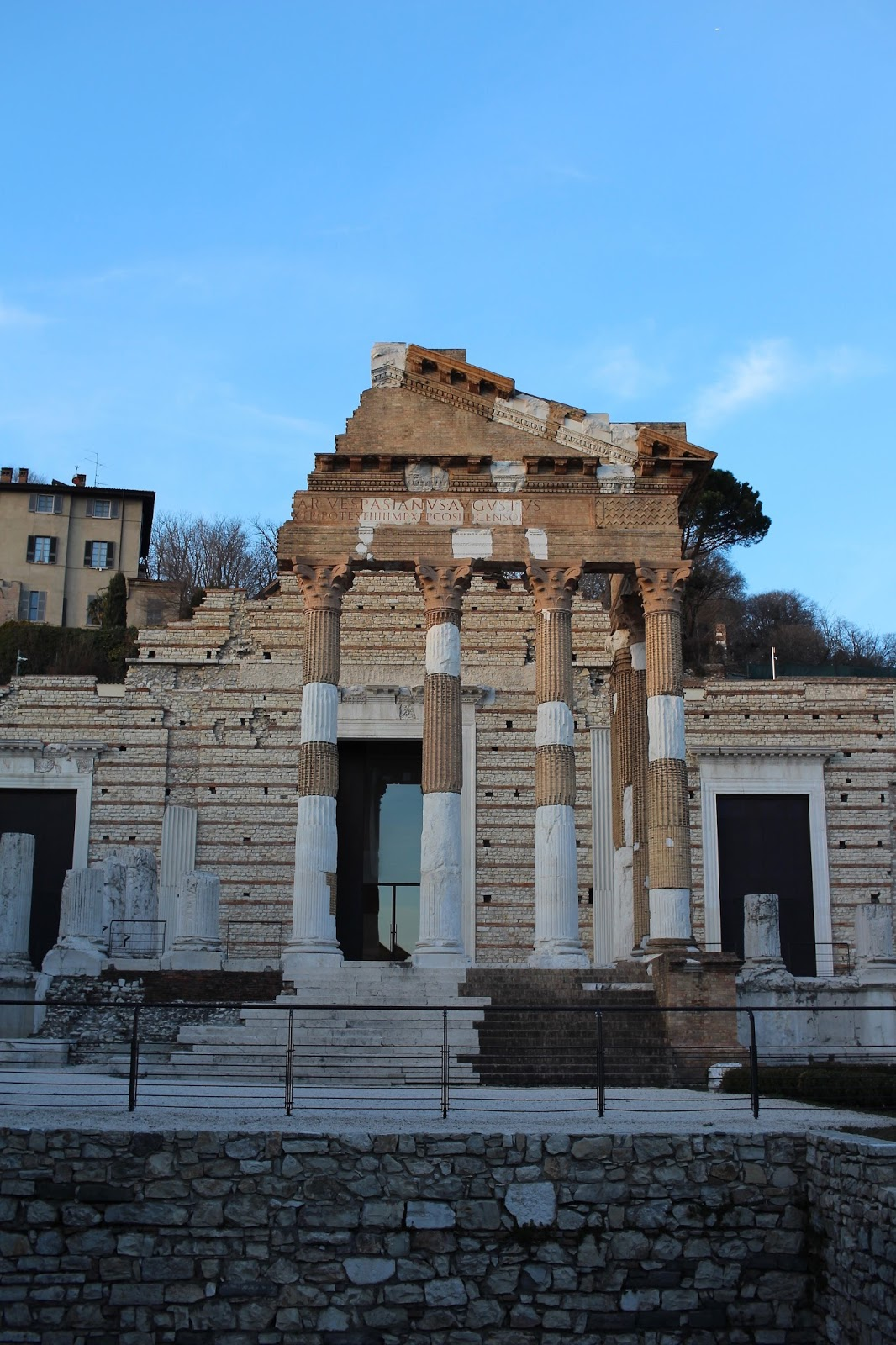brescia travel blog italy