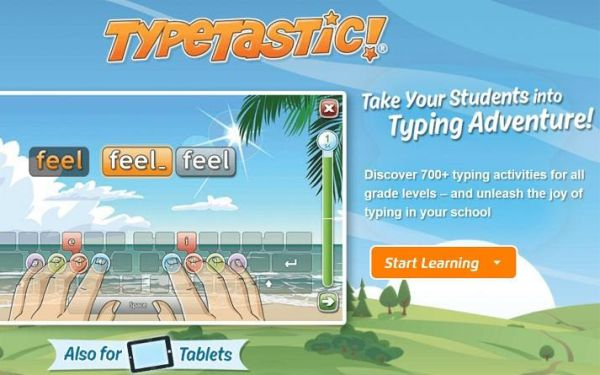How to Learn 10 Finger Typing Typestatic