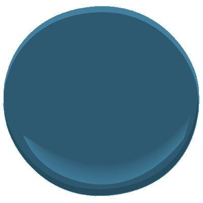 California Paints Blue Depths