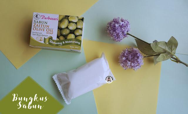 Purbasari+sabun+mandi+lulur mandi+handbody+lotion+Zaitun