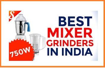 5 Best 750 watt Mixer Grinder In India, Best 750 watt Mixer Grinder In India