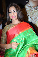 Shriya Saran Looks Stunning in Silk Saree at VRK Silk Showroom Launch Secundrabad ~  Exclusive 024.JPG