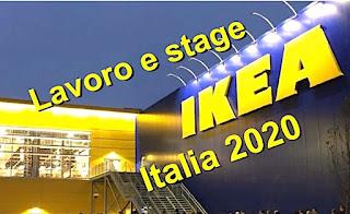 adessolavoro - IKEA Italia 2020