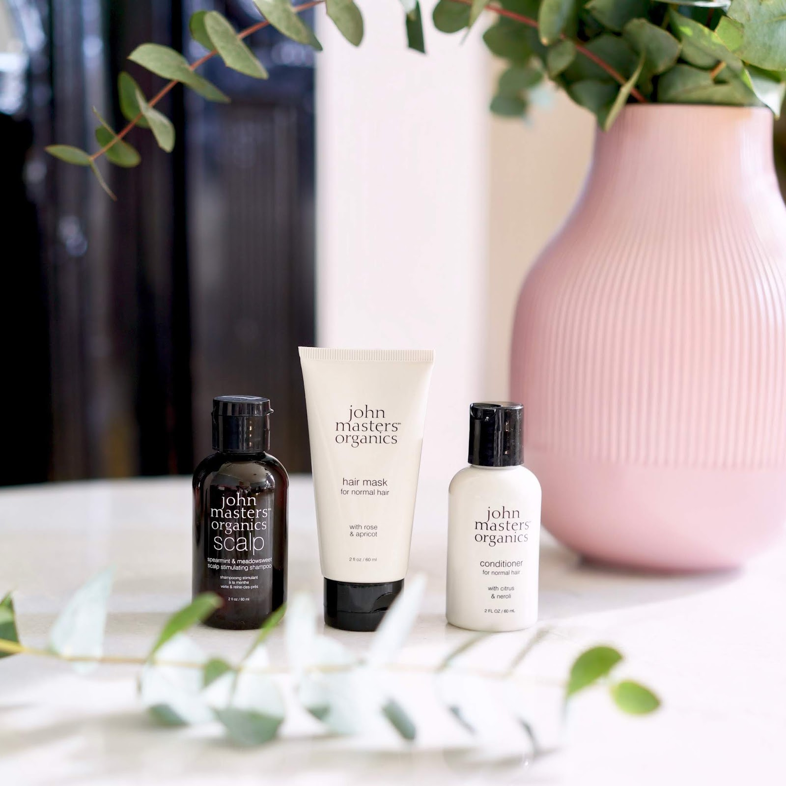 PRODUCTS FOR THINNING & FINE HAIR FROM JOHN MASTERS ORGANICS