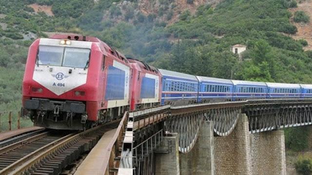 Κινητικότητα για το τρένο στην Πελοπόννησο