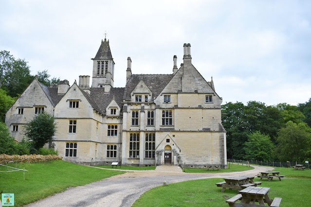 Woodchester Mansion, Cotswolds