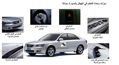 وحدة التحكم في الهيكل بالسيارة سوناتا