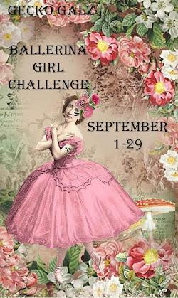 September Gecko Galz Challenge