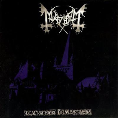 De Mysteriis Dom Sathanas, Mayhem