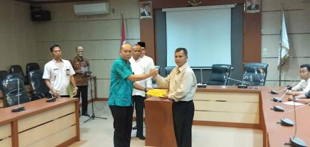 Pemda Lahat Angkat Hadmi Ismail jadi Pjs Direktur Hotel Bukit Serelo