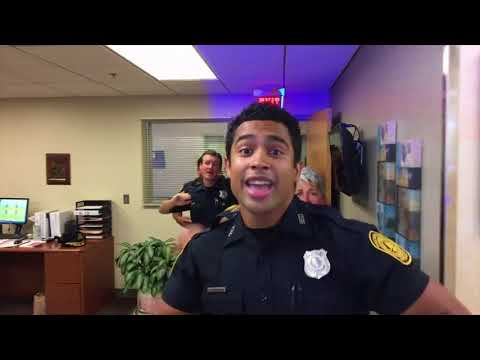 Cops do the Lip Sync Challenge And Their Performance Gets a lot of attention