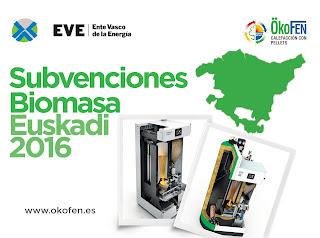 subvenciones biomasa euskadi 2016