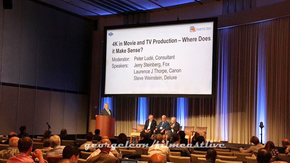 SMPTE Conference     ©george leon still & motion