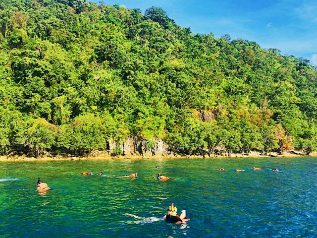 Lusong Coral Garden Reefs and Wrecks Tour Coron Palawan