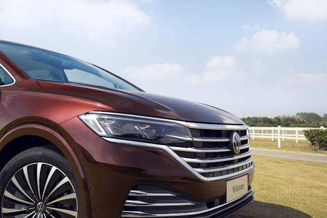 Volkswagen Viloran 2020 é apresentada oficialmente - fotos