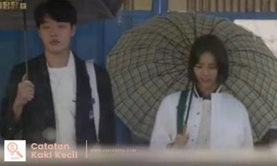 Jung Hwan dan Duk Seon