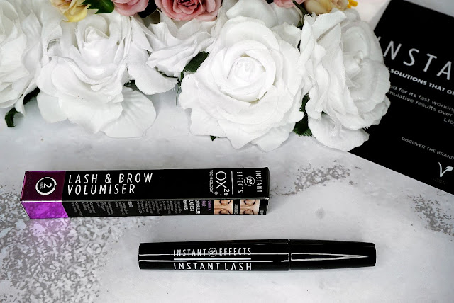 LASH & BROW VOLUMISER my instant effects review