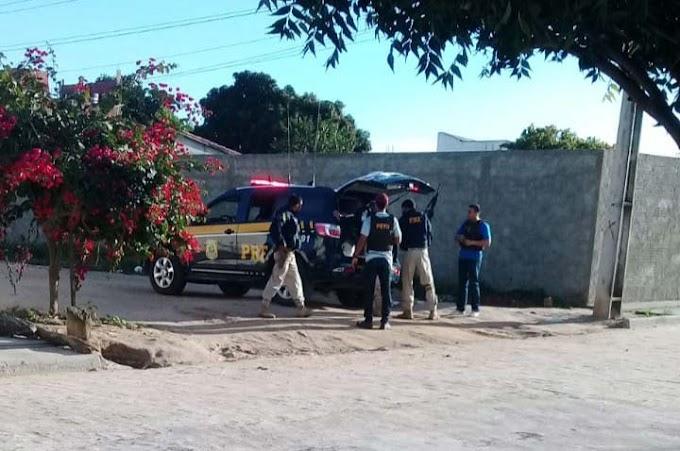 Megaoperação prende 10 pessoas ligadas ao tráfico de drogas em Jacobina e Capim Grosso