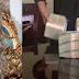 Revelan fotos de Gabriela Zapata con cantidad de dinero. ¡Mira las imágenes!