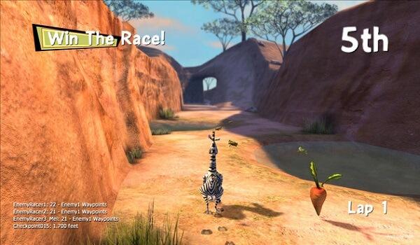 تحميل لعبة مدغشقر