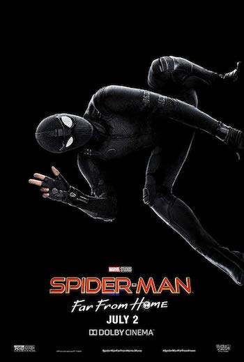 Spider-man Far From Home 2019 400MB 480p Dual Audio Hindi Movie Download bolly4ufree.in