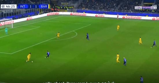 البث المباشر : برشلونة وانتر ميلان internazionale vs barcelona kora online