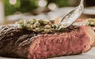सपने में पका हुआ मांस खाना ▷ Eat meat cooked