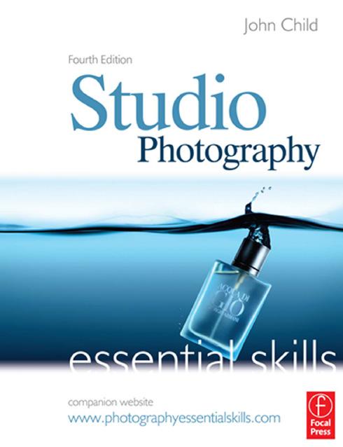 Portada libro: Fotografía de Estudio - Habilidades básicas