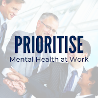 Make an Effort to Prioritise Mental Health at Work: Here's Why