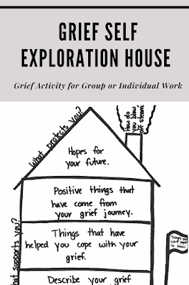 Grief House Activity
