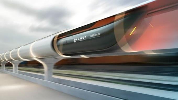 Hyperloop, Kereta Api Futuristik Penakluk Pesawat