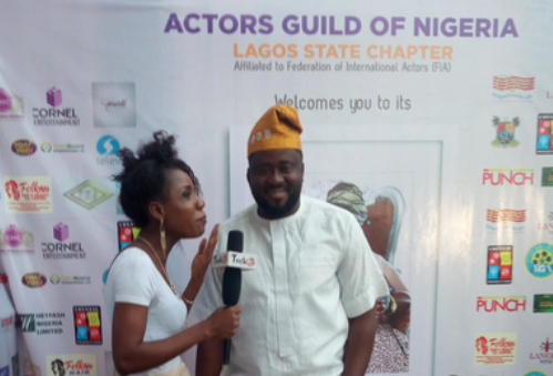 Actors-Guild-of-Nigeria-Lagos-Chapter-inaugurates-Excos-Demond-Elliot