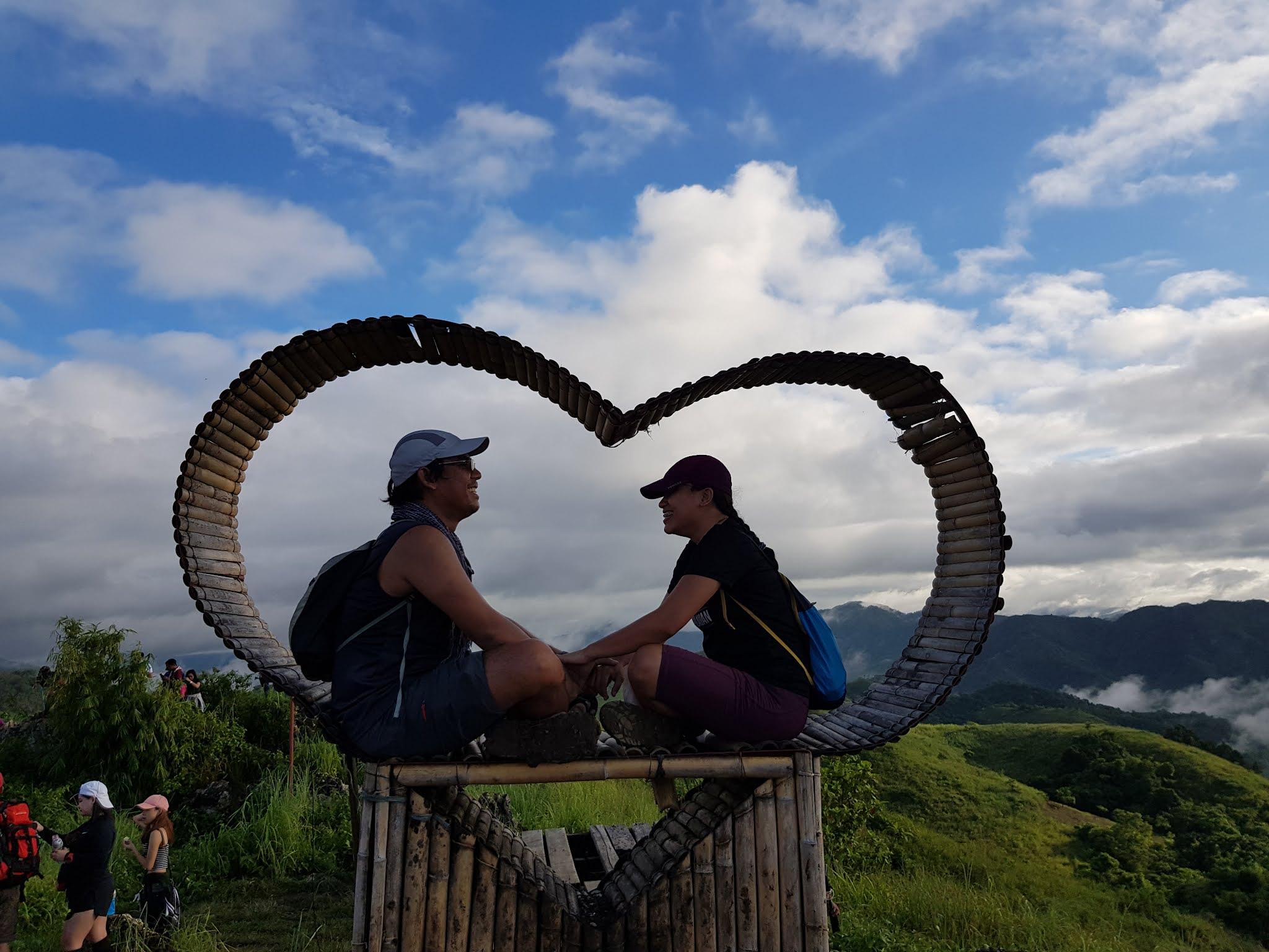 Heart Peak (or Sambong Peak) Mt. Kulis Tanay Rizal