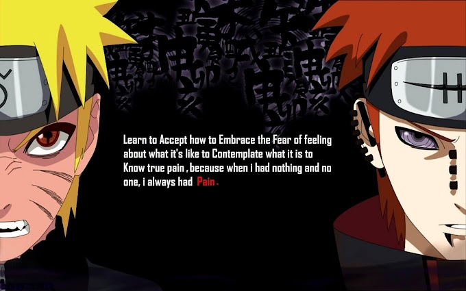 Quotes From Naruto That Will Make You Think | InstaCaptions