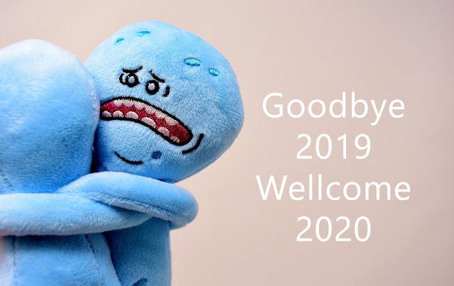 kata kata ucapan selamat tinggal tahun selamat datang