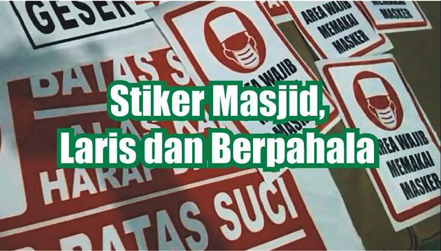 stiker-masjid
