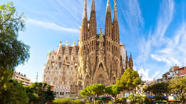 Roteiro Gaudì em Barcelona - Sagrada Família