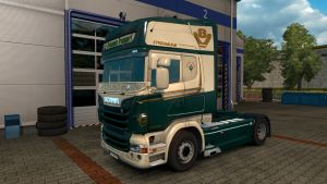 Grønaasen Transport Skin for Scania RJL