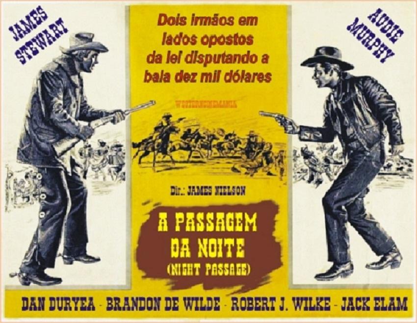 A PASSAGEM DA NOITE (DUAL ÁUDIO/1080P) – 1957 Poster1