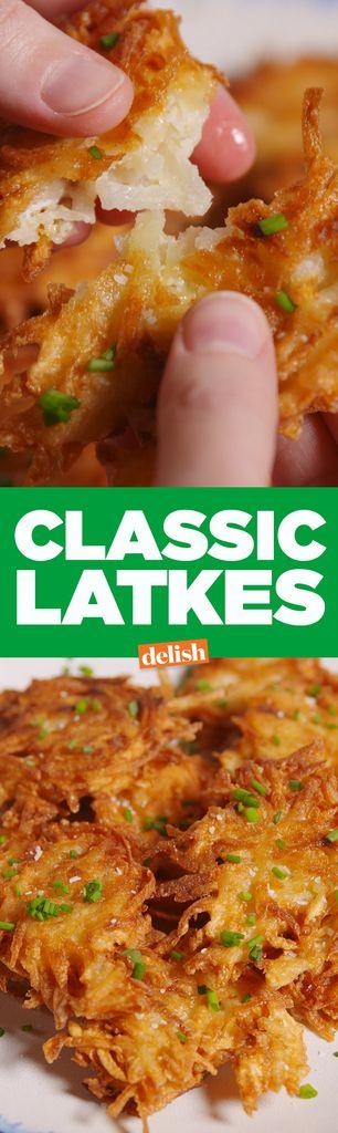 Classic Latkes