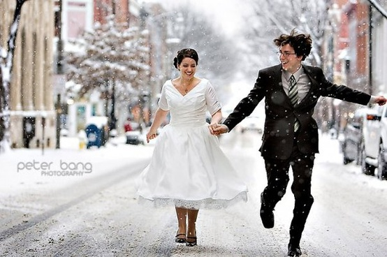 The Confetti Blog: Winter Weddings