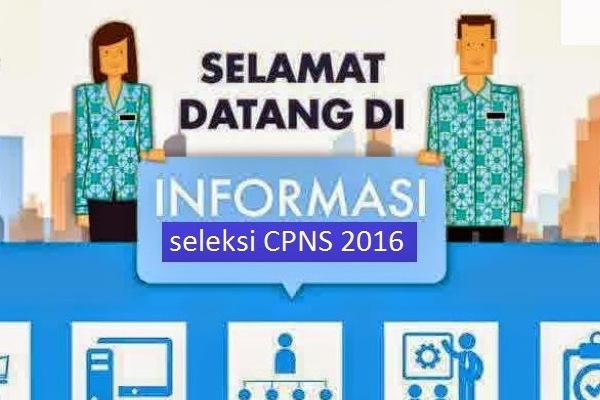 Kapan Pendaftaran Pns Cpns2016com Website Cpns 2016 Online Jadwal Pendaftaran Online Tes Cpns Tahun 2016