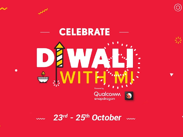 DIWALI WITH MI: OFFERS ON XIAOMI REDMI NOTE 5 PRO, MI A2, MI LED TV 4A AND MORE