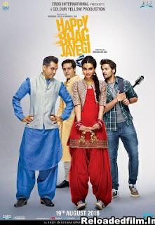 Happy Bhaag Jayegi (2016)