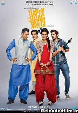 Happy Bhaag Jayegi (2016) Full Movie Download 480p 720p 1080p