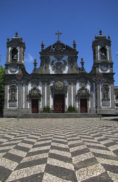 igreja do Senhor de Matosinhos