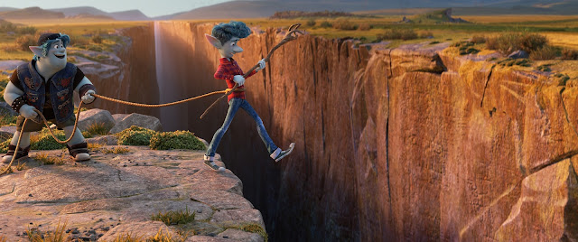 Pixar Onward Trust Bridge