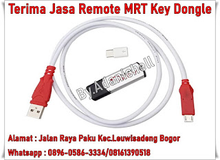 Jasa Remote MRT Key Dongle Indonesia